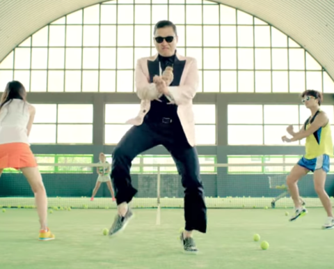 PSY is best known for his video 'Gangnam Style'