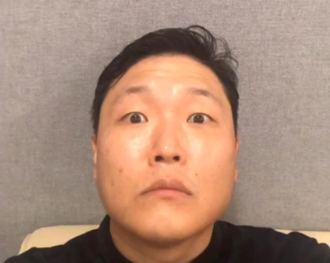 PSY is now 40 years old