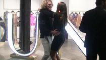 Heidi Klum Dances Her Heart Out at Fashion Event