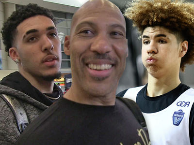 LaVar Ball Pulls LiAngelo, LaMelo from Lithuania