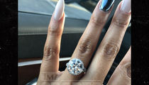 Derek Fisher's Engagement Ring Looks Like $1 Million Because It Is