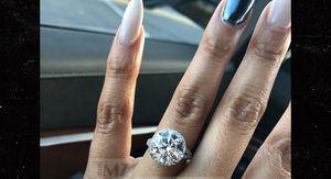 Derek Fisher's Engagement Ring Looks Like $1…