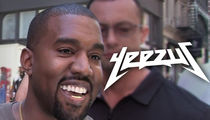 Kanye West Files YEEZUS Trademarks for Clothing and Kitchen Appliances