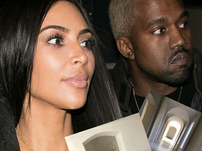 'Ummm Babe ...' See Why Kim Just CALLED OUT Kanye for Sharing THESE Photos
