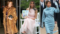 48 Presidential Pics of FLOTUS to Celebrate the Bday Lady!