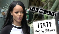 Rihanna's Fenty Clothing Brand Accused of Jacking 'FU' Trademark