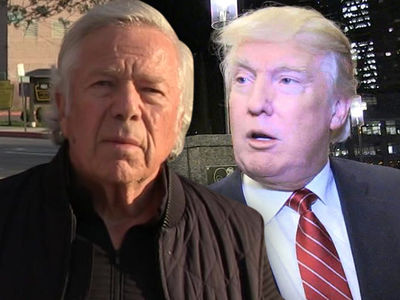 Robert Kraft Ripped Trump In Front of NFL Owners, Players
