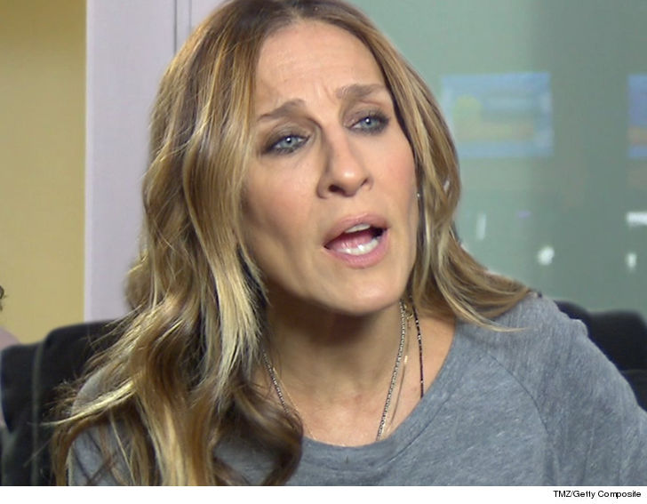 Sarah Jessica Parker Sued for Flaking On Huge Jewelry Deal