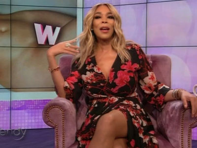 Wendy Williams Rails on 'Unreasonable' Kanye West and Kim Kardashian's 'Pathetic' Nudes