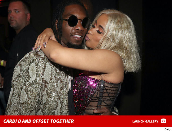 Cardi B Announces She And Migos Offset Have Split We Re Not