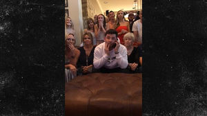 Baker Mayfield Livestreams Being Picked First in NFL Draft