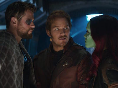 Believe It or Not, Some Critics Are HATING ON 'Avengers: Infinity War' -- Here's Why!