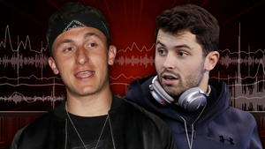 Johnny Manziel Talks Baker Mayfield Comparisons