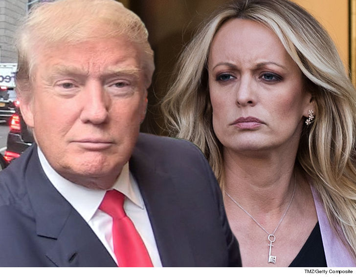 Trump and Cohen get 90 day stay in Stormy Daniels case