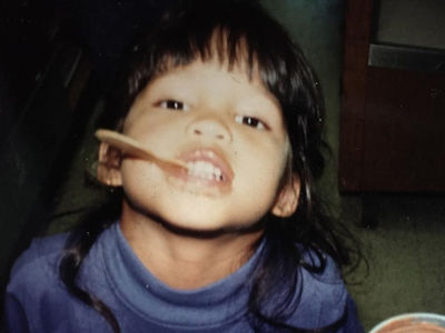 Guess Who This Chocolate Lovin' Kid Turned Into!