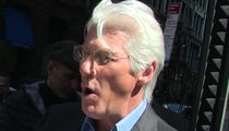 Richard Gere Sues Production Company for Alleged Extortion Attempt