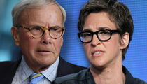 Rachel Maddow & 63 NBC Staffers Defend Tom Brokaw Against Sexual Harassment