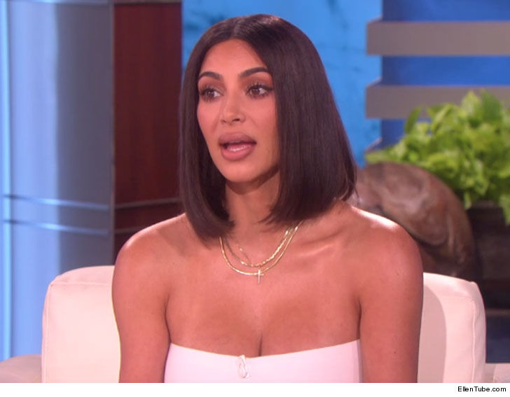 Kim Kardashian on Tristan Thompson Cheating Scandal: 'It's So F-ked Up'