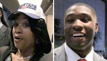 NFL Rookie's Mom Not Ready To Abandon Her Team For Son's New Team