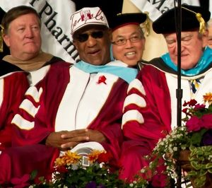 Bill Cosby Recieving Honorary Degrees