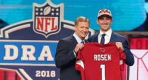 Why Josh Rosen Is 'Pissed' About Where He Got Picked In 2018 NFL Draft
