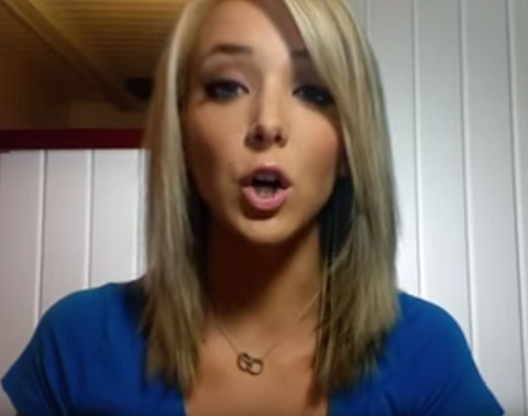 Jenna Marbles is best known for her popular YouTube channel