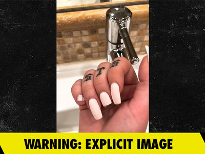 Iggy Azalea Loses Fingernail In Shower Fall