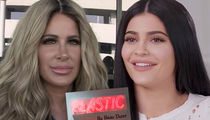 Kim Zolciak Spends $7,500 for Same Plastic Neon Sign Kylie Jenner Has