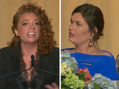 Michelle Wolf Destroys Trump Admin. at White House Correspondents' Dinner