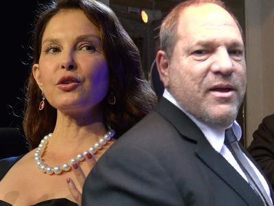 Ashley Judd Sues Harvey Weinstein for Damaging Her Career