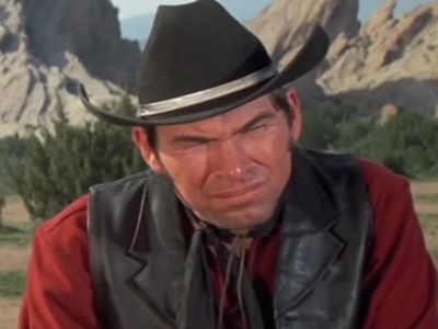 Lyle in 'Blazing Saddles' 'Memba Him?!