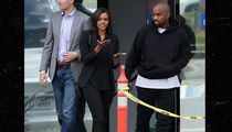Kanye West Spends Time With Candace Owens to Jump-Start Freedom of Thought