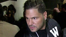 Ronnie From 'Jersey Shore' Gets in Heated Fight with Baby Mama