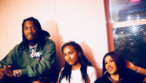 Sasha Obama Chills with Cardi B and Offset