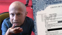 Verne Troyer Death Certificate Reveals Final Destination of Remains