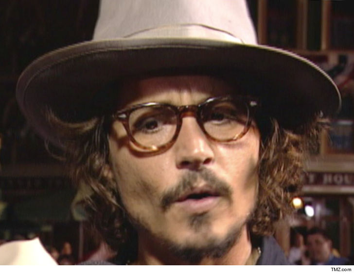 Johnny Depp Ex-Bodyguards Sue ... He Used Us and Stiffed Us!!!