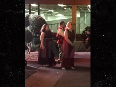 Mama June and Honey Boo Boo in Vegas for Pumpkin's Wedding
