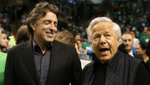 Robert Kraft Billionaire Bro Down with Celtics Owner