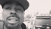 Daz Dillinger Says Cops Stopped Him Over Kanye Threat