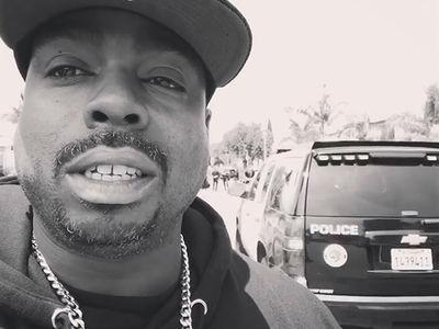 Daz Dillinger Says Cops Stopped Him Over Kanye Threat