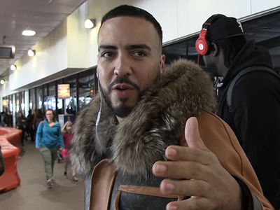 French Montana Hates Kanye West's Support of President Trump