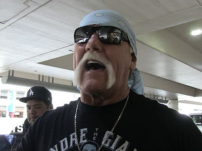 Hulk Hogan Loves Stallone, But Who Wins In a Fight?!