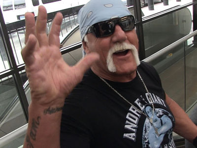 Hulk Hogan: 'You Better Vote for Kane,' He's a Smart Dude