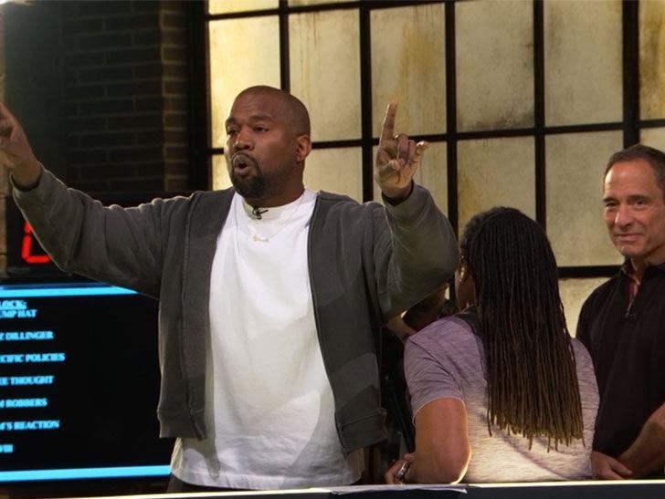 e66696b823e Kanye West Stirs Up TMZ Newsroom Over Trump