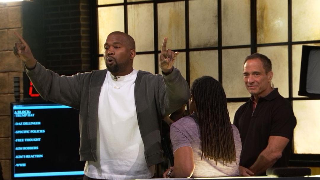 Ayyyy Kanye
