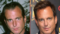 Will Arnett -- Good Genes or Good Docs?