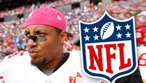 Eric Reid Files Collusion Case Against NFL, Invokes Trump