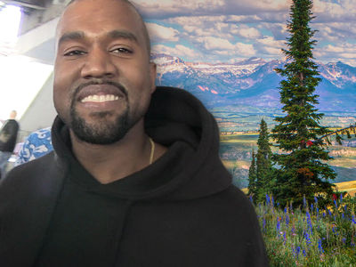 Kanye West Goes to Wyoming to Finish Albums