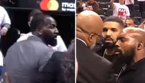 Drake Blasts NBA Player, You're a 'F***ing P*ssy'