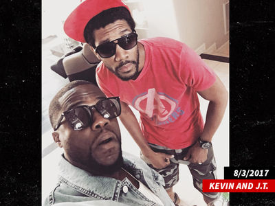 Kevin Hart's Alleged Sex Tape Extortionist Was Close Friend